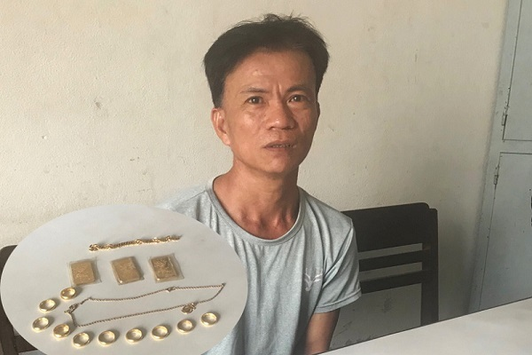 Gã trai ở Đà Nẵng đột nhập nhà 1 phụ nữ hốt sạch vàng bán trả nợ