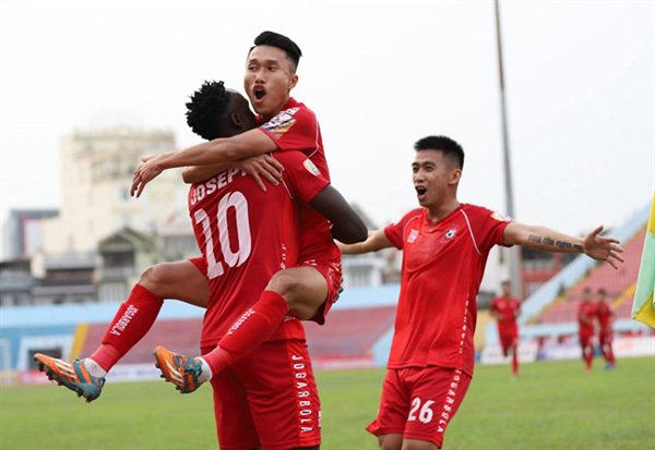 Hai Phong want National Cup match delayed