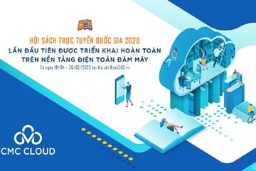 Lần đầu tiên Hội sách trực tuyến quốc gia tổ chức trên nền tảng Cloud