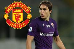 MU ký gấp Chiesa, Juventus tranh Saul