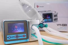 Vingroup sản xuất thành công 2 mẫu máy thở điều trị Covid-19