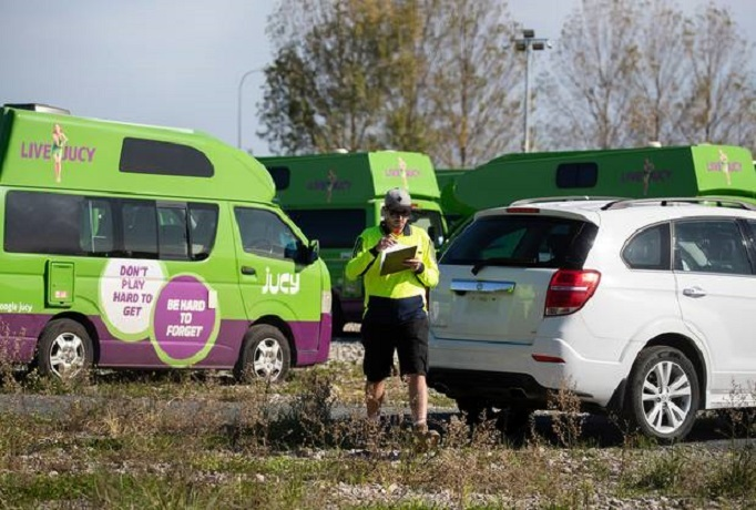 Gần 100 chiếc ô tô bị mất cắp chỉ trong một đêm