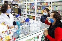 Cơ sở bán lẻ thuốc hướng dẫn người dân khai báo y tế qua 2 ứng dụng