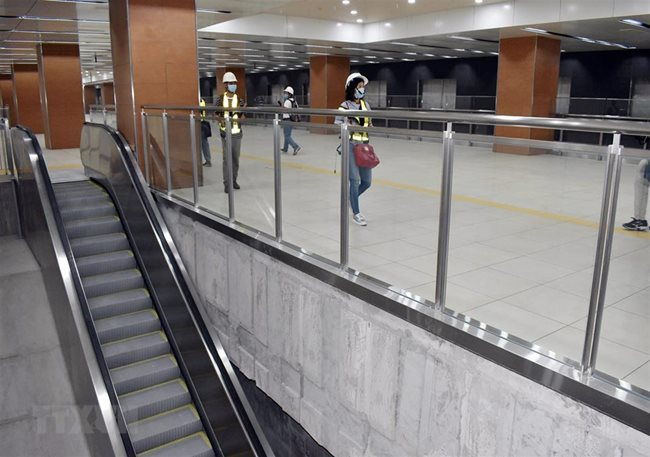 Ben Thanh-Suoi Tien Metro Line to start trial run in June