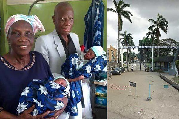 Kỳ tích sinh con của bà cụ 68 tuổi lần đầu làm mẹ