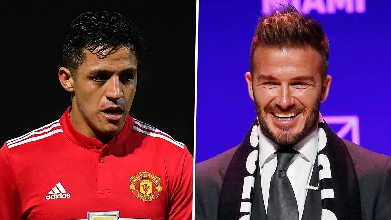 Beckham rước 'cục nợ' Alexis Sanchez cho MU