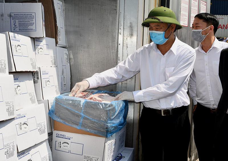 Thịt lợn nhập 60 ngàn/kg, Cục Thú y nói quan niệm sai lầm của người Việt
