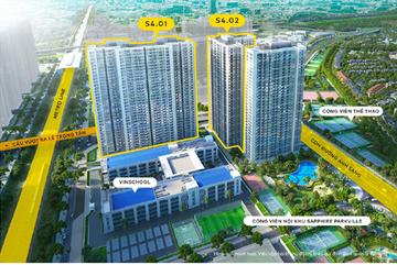 Ra mắt toà S4.01 - 'tâm điểm ánh sáng' của Vinhomes Smart City