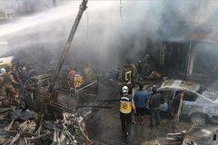 Đánh bom khủng bố tại Syria, hàng chục người thương vong