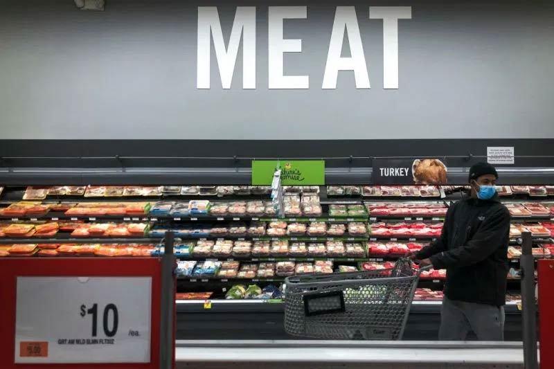 Ông Trump lệnh cho các nhà máy chế biến thịt Mỹ tiếp tục hoạt động