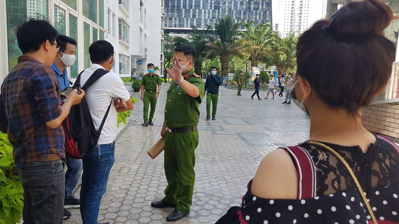 Dùng người đóng thế tiến sĩ Bùi Quang Tín để thực nghiệm hiện trường