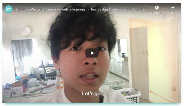 New Zealand rộng vòng tay bao bọc du học sinh trong dịch Covid-19