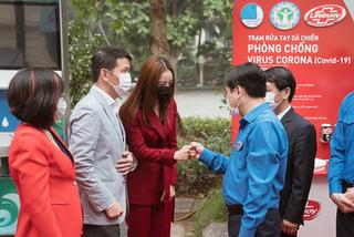 'Phép màu' Ghen Covy: 113 trạm rửa tay 'phủ đỏ' 63 tỉnh thành