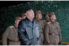 Loạt hình ảnh ấn tượng gần đây nhất của Kim Jong Un