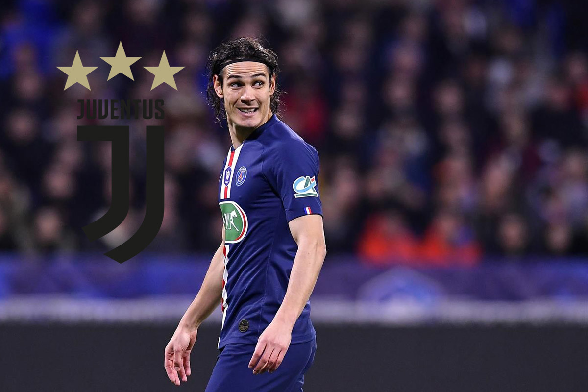 MU chờ ký Dembele, Juventus lấy Cavani