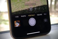 2 cách truy cập nhanh chế độ chụp ảnh chân dung xóa phông trên iPhone