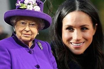 """Bị cháu dâu tố hoàng gia thiên vị, Nữ hoàng Anh đã có phản ứng đủ khiến Meghan Markle phải """"muối mặt"""""""