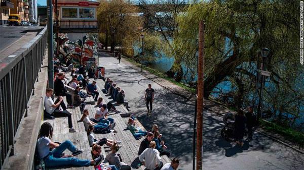 Cách chống dịch Covid-19 'một mình một kiểu' của Thụy Điển