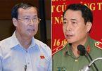 Thủ tướng bổ nhiệm 2 Thiếu tướng làm Thứ trưởng Bộ Công an