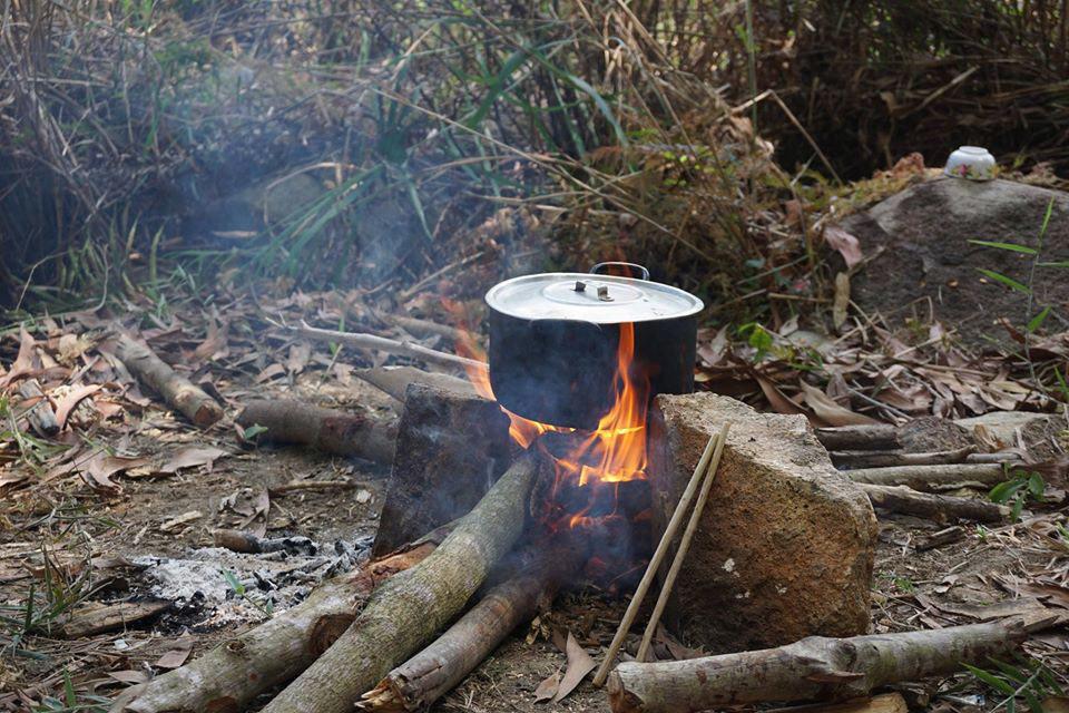 Nhật ký ở rừng của chàng trai Sài Gòn 'gây sốt'