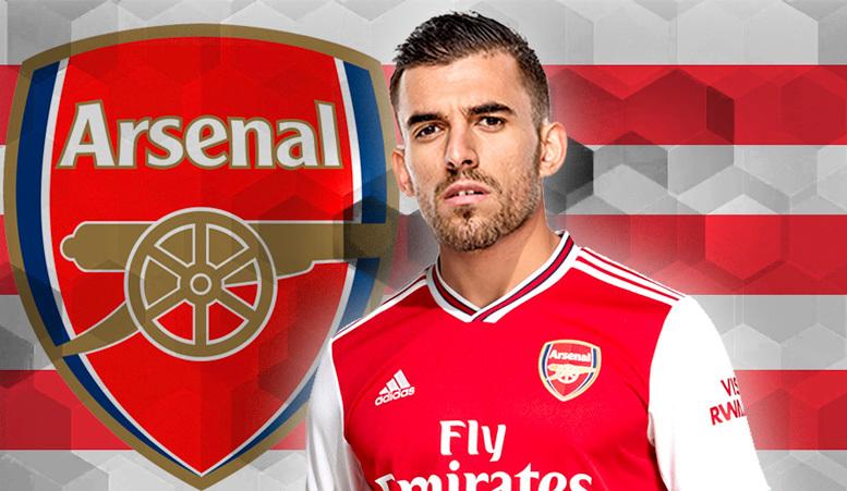 Arsenal phải chi 44 triệu bảng nếu mua đứt Dani Ceballos