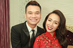 Khắc Việt vui mừng sắp lên chức bố sau 2 năm chờ đợi
