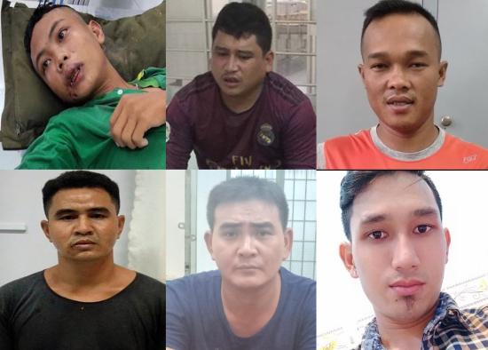 200 đối tượng buôn lậu cướp hàng, đánh 5 chiến sĩ biên phòng, công an bị thương