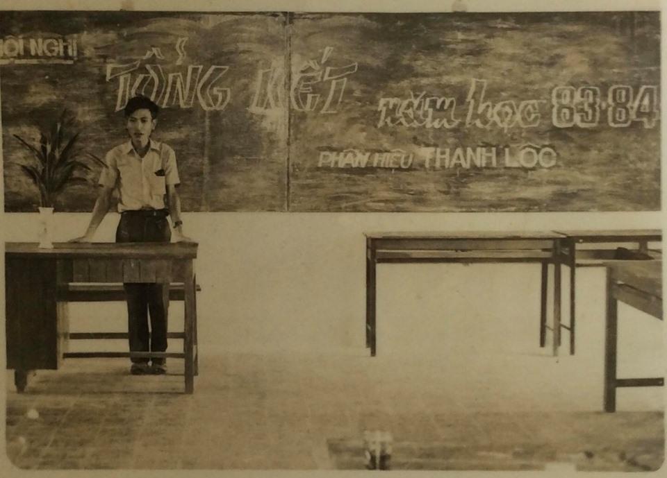 Thầy giáo duy nhất dạy học trước 30/4 làm lãnh đạo Sở Giáo dục