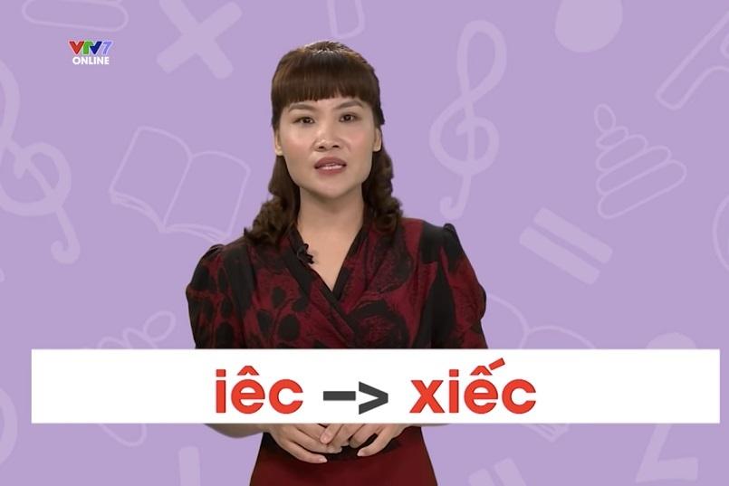 Bộ Giáo dục dạy tiếng Việt trên truyền hình cho học sinh lớp 1