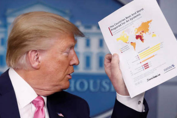 """Tổng thống Trump tin TQ sẽ làm """"mọi thứ có thể"""" để ngăn ông tái đắc cử"""