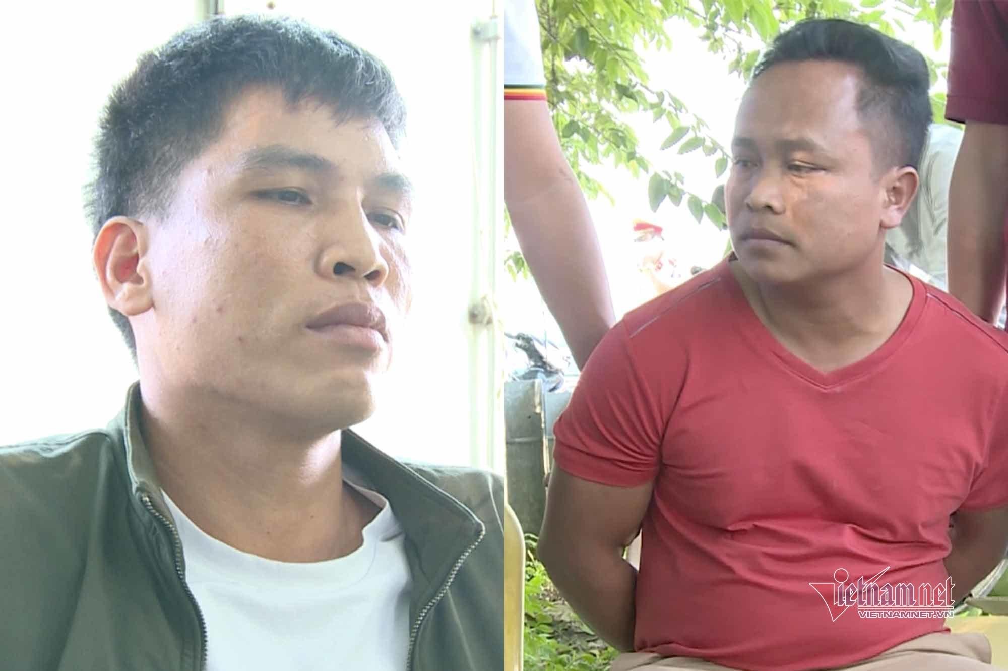 Công an Vĩnh Phúc tóm gọn 2 kẻ đi ô tô vận chuyển ma túy