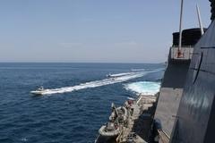 Iran cảnh báo Mỹ không gây rắc rối ở vịnh Ba Tư