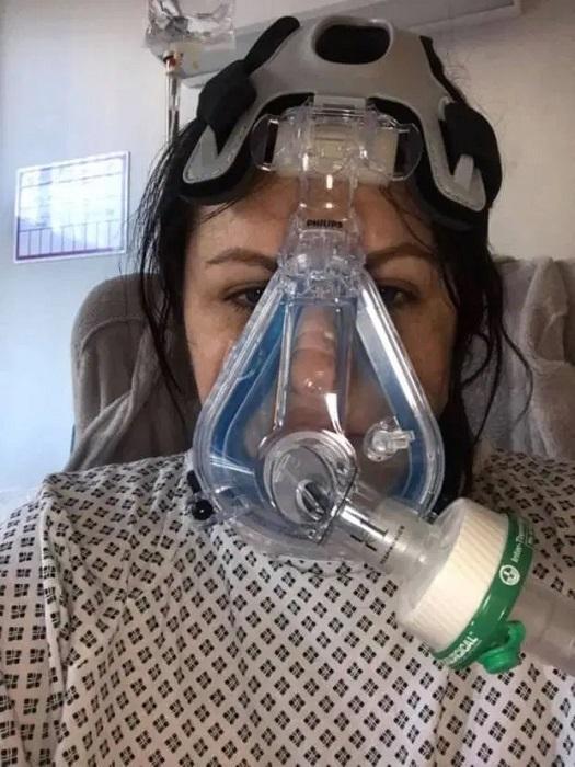 Lời nhắn nhủ tha thiết của nữ y tá mắc Covid-19