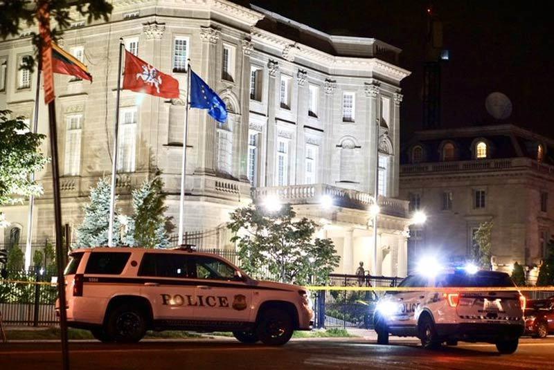 Mỹ bắt sống đối tượng nổ súng vào đại sứ quán Cuba