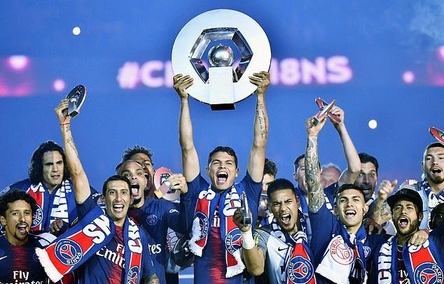 PSG được trao cúp vô địch Ligue 1, Liverpool yên tâm rồi
