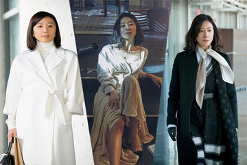 Kim Hee Ae 'Thế giới hôn nhân' mặc toàn hàng hiệu trong phim