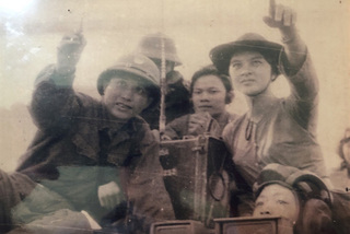 Young volunteer who led the way for Vietnamese troops on road to liberation of Sai Gon