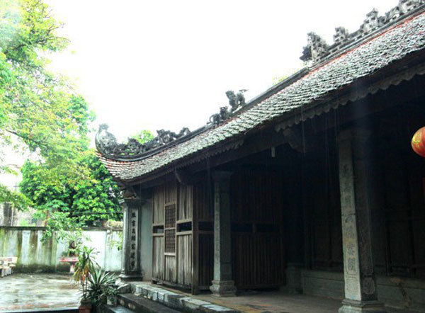 26 temple antiques in Hanoi stolen in one month