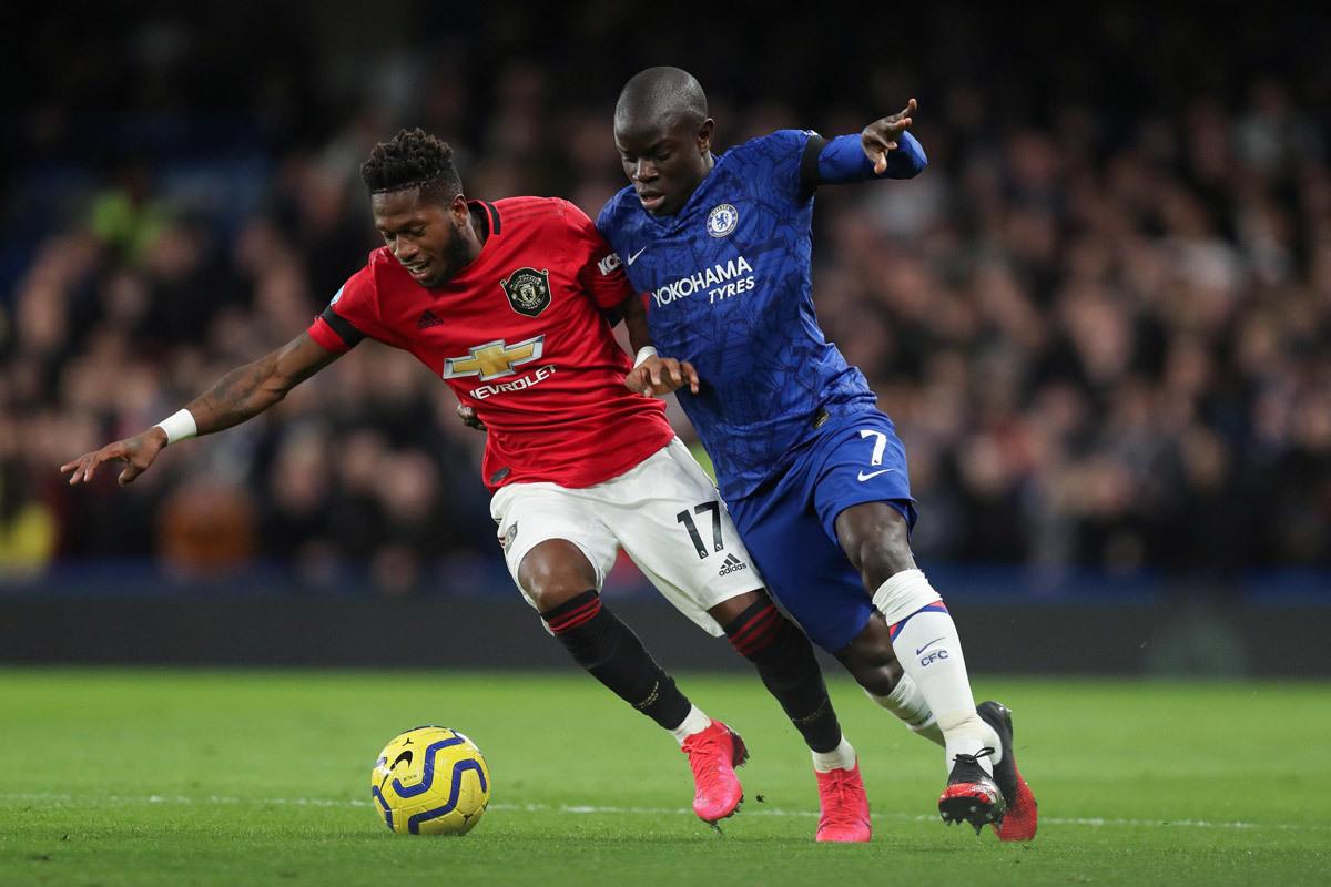 MU, Fred là sự khác biệt giữa Solskjaer và Mourinho