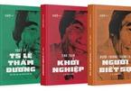 TS Lê Thẩm Dương ra mắt cùng lúc 3 cuốn sách kỹ năng để thành công