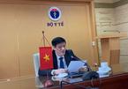 Việt Nam đại diện chia sẻ kinh nghiệm chống dịch Covid-19 với thế giới