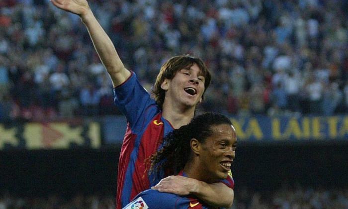 Ngày này năm xưa: Messi ghi bàn thắng đầu tiên trong sự nghiệp