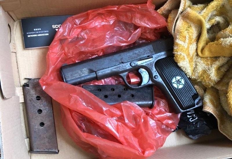 Bắt tên trộm thủ súng và 2 hộp đạn trong phòng trọ ở Đà Nẵng