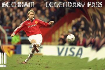 Những đường chuyền làm nên thương hiệu của Beckham