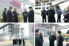 Hình ảnh ông Kim Jong Un tái xuất