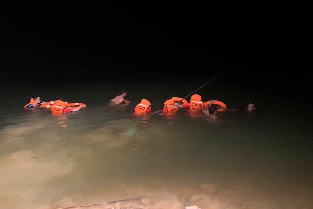 2 chú cháu ở Nghệ An tử vong khi đi đánh cá