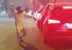 Chủ tịch Hà Nội: Điều tra vụ hỗn chiến sau va chạm giao thông trên phố