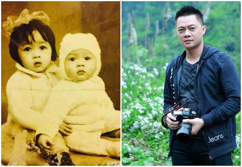 Ảnh thủa nhỏ đáng yêu của MC Anh Tuấn, Trấn Thành, Trường Giang