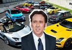 Bộ sưu tập xế khủng đáng nể của tài tử Nicolas Cage nổi tiếng Hollywood
