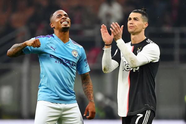 Ronaldo yêu cầu Juventus mua Gabriel Jesus